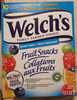 Welch's MIXED FRUIT Fruit Snacks - Product