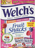 Fruit snacks pouches fruit punch berries n cherries - Product