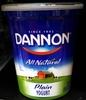 Whole milk plain yogurt 32 oz - Product