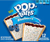 Frosted blueberry pastries - Product