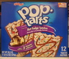 Toaster pastries, frosted hot fudge sundae - Product
