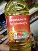 Vegetable oil - Produit
