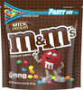 Mm's milk chocolate candies - Product