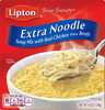 Soup secrets soup mix with chicken broth extra noodle - Product
