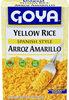 Yellow rice spanish style - Produit