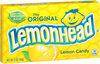 Lemonhead theater box - Product