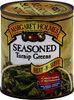 Seasoned turnip greens - Product