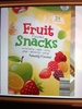 Fruit Flavoured Snacks - Product