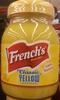 Classic yellow mustard - Produit