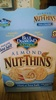 Nut & rice crackers snacks - Product