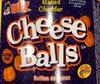 Utz, cheese balls - Produit