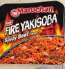 Fire yakisoba spicy beef japanese home style noodles - Product
