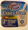 2% reduced fat milk - Product