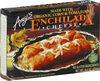 Organic corn & tomatoes frozen enchilada - Producto