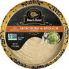 Fire roasted artichoke & spinach hummus - Product