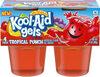 Tropical fruit gelatin - Product