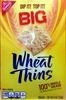 Nabisco wheat thins crackers big baked 1x8 oz - Produit
