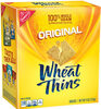 Snacks Wheat Thins - Producto