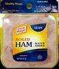 Lean Boiled Ham - Product