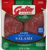 Light Italian Dry Salame - Produit