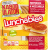Lunchables lunch combinations pepperoni & mozzarella - Product