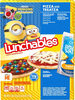 Lunchables fun pizza & treatza - Producto