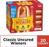 Classic uncured hot dogs - Prodotto