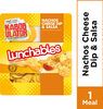 Lunchables nachos cheese dip & salsa - Product