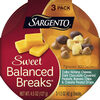 Sweet balanced breaks colby jack cheese - Product