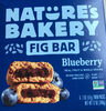 Blueberry real fruit & whole grains fig bar - Producto