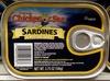 Sardines in mustard sauce - Product