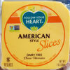 American style slices cheese alternative, american style - Product