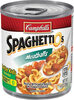 Spaghettios pasta with meatballs in tomato sauce - Product