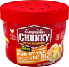 Campbell& chunky pub-style chicken pot pie soup - Product