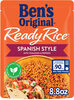 Ready rice spanish style - Producto
