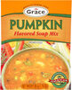 Pumpkin flavored soup mix - Product
