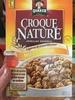 Croque nature - Produit