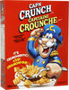 Quaker capn crunch cereal g - Product
