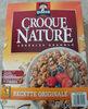 Harvest crunch granola original - Produit