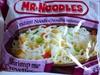 Instant Noodles Shrimp - Product