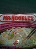 Oriental instant noodle - Product