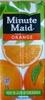 Orange Minute Maid - Product