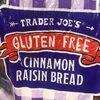 Cinnamon  raisin  bread (GF) - Product