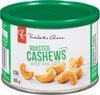 Roasted cashews with sea salt - Produit