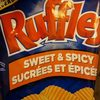 Ruffles sweet & spicy - Product