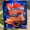 Ruffles flamin hot barbecue chips - Produit