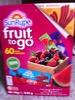 Fruit to go - Produit