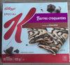 barres croquantes au chocolat Spécial K - Product