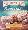Barres Sucrées Salées (arachides) - Produit