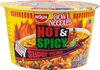 Blazing hot & spicy ramen noodle soup - Product